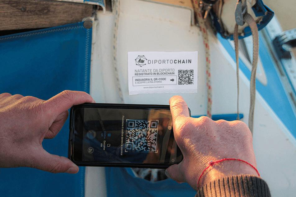 DiportoChain - Il primo registro dei natanti da diporto con tecnologia Blockchain
